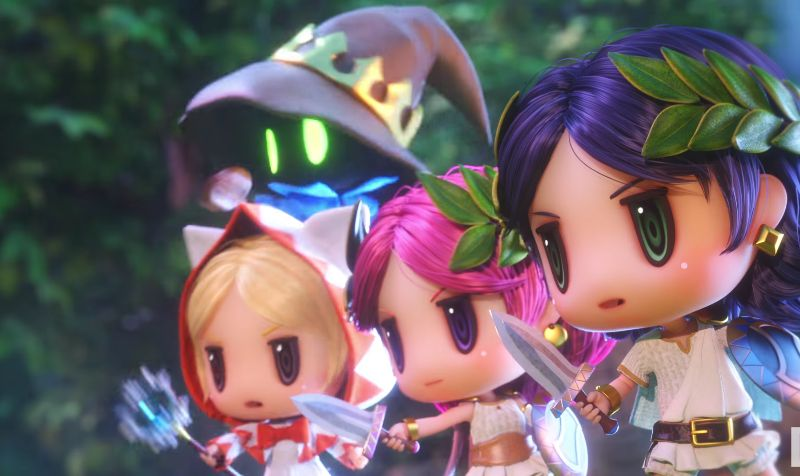World of Final Fantasy : Meli-Melo - Premier trailer pour ce spin-off exclusif aux smartphones