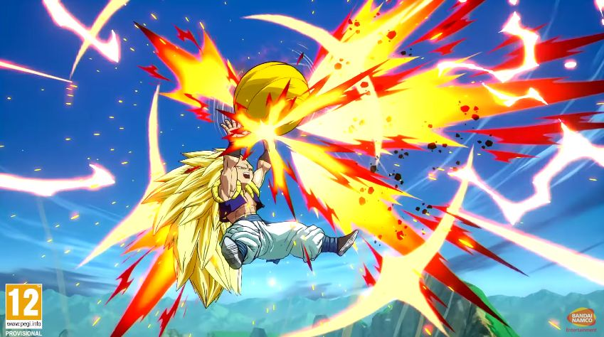 Dragon Ball FighterZ : Après les images, le trailer de Gotenks !