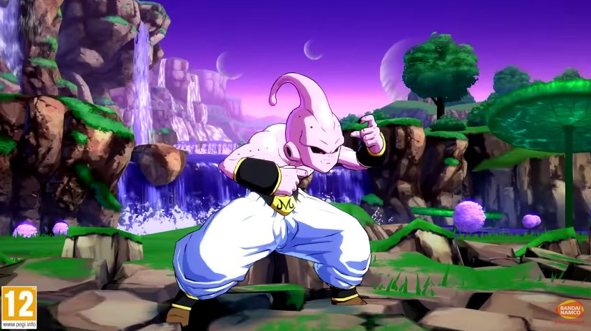 Dragon Ball FighterZ : 'Kid Buu' à l'honneur !