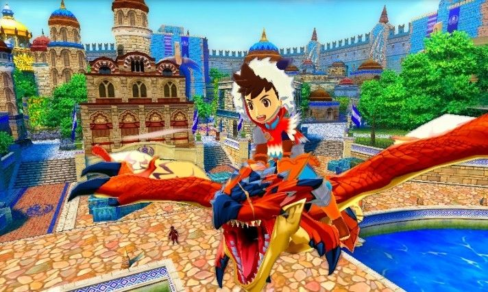 Monster Hunter Stories aussi sur Android et IOS au Japon