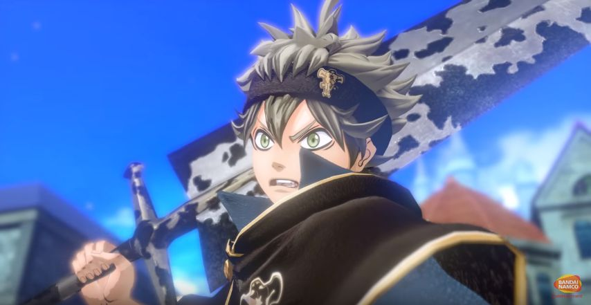 Black Clover project knight : Teaser d'annonce