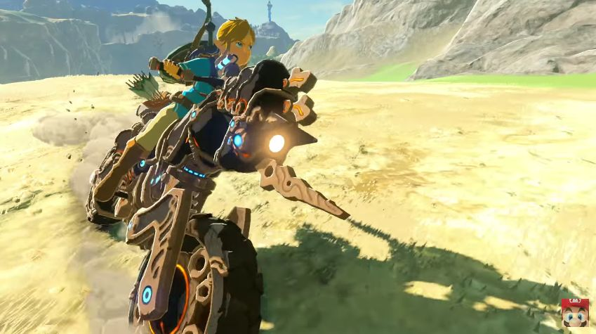 The Legend of Zelda - Breath of the Wild : La bande-annonce 'The Champion's Ballad', accompagnée d'une sortie dès aujourd'hui de l'extension DLC 2 !