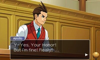 Ace Atorney : Apollo Justice