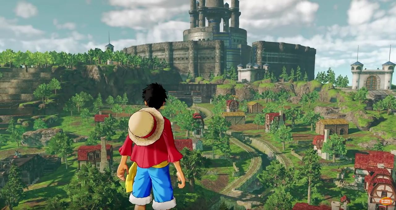One Piece World Seeker : Premier trailer