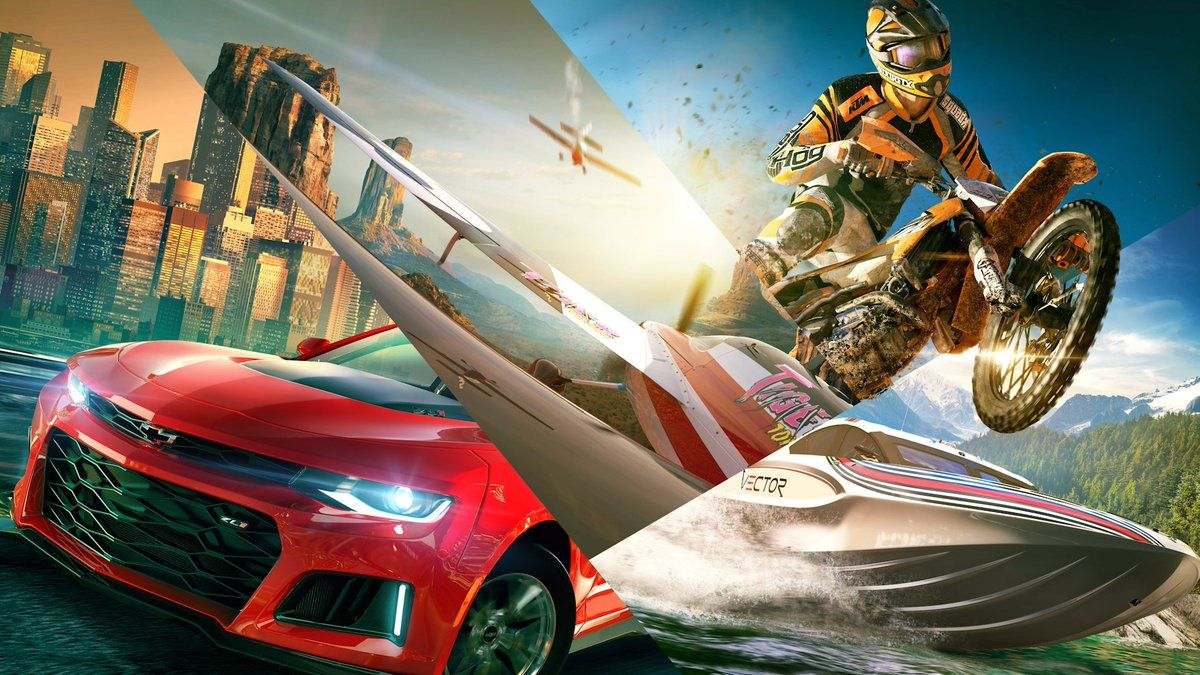 The Crew 2 : Inscription pour la BETA fermée disponible !