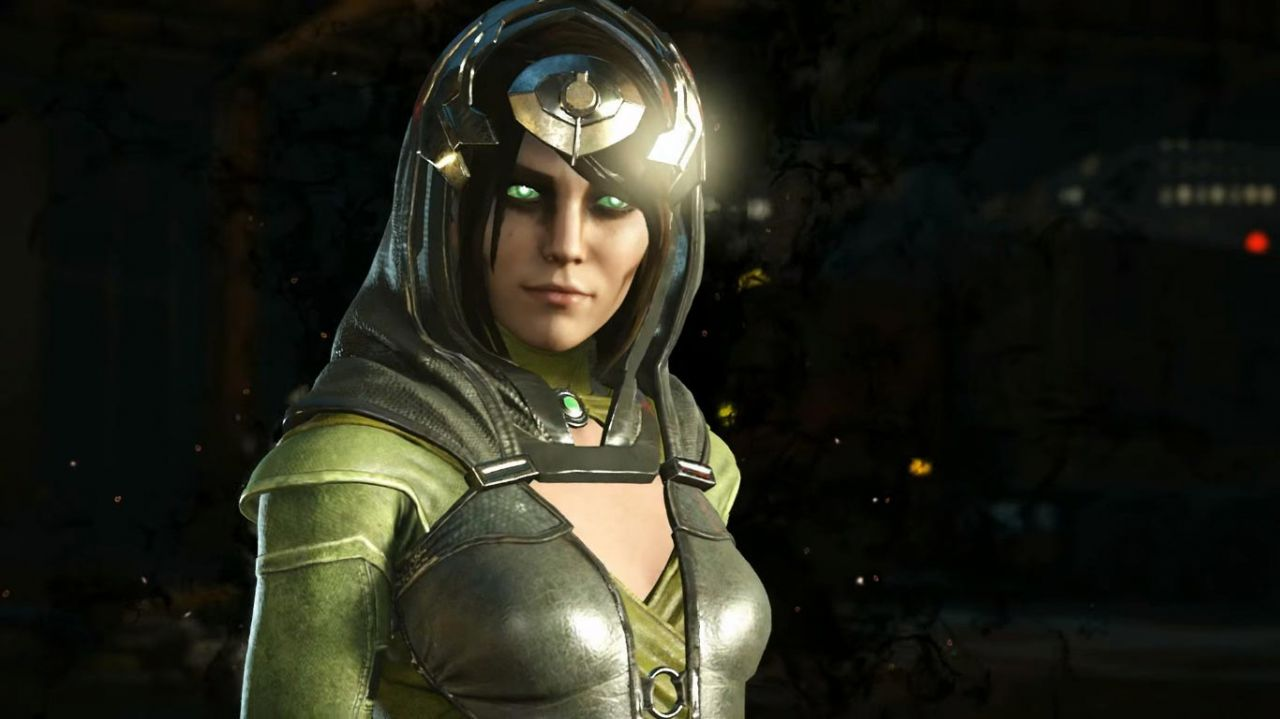 Injustice 2 : Trailer d'Enchantress