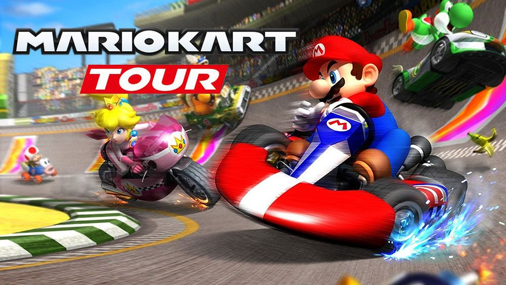 Mario Kart Tour : Le jeu mobile sera un free-to-play