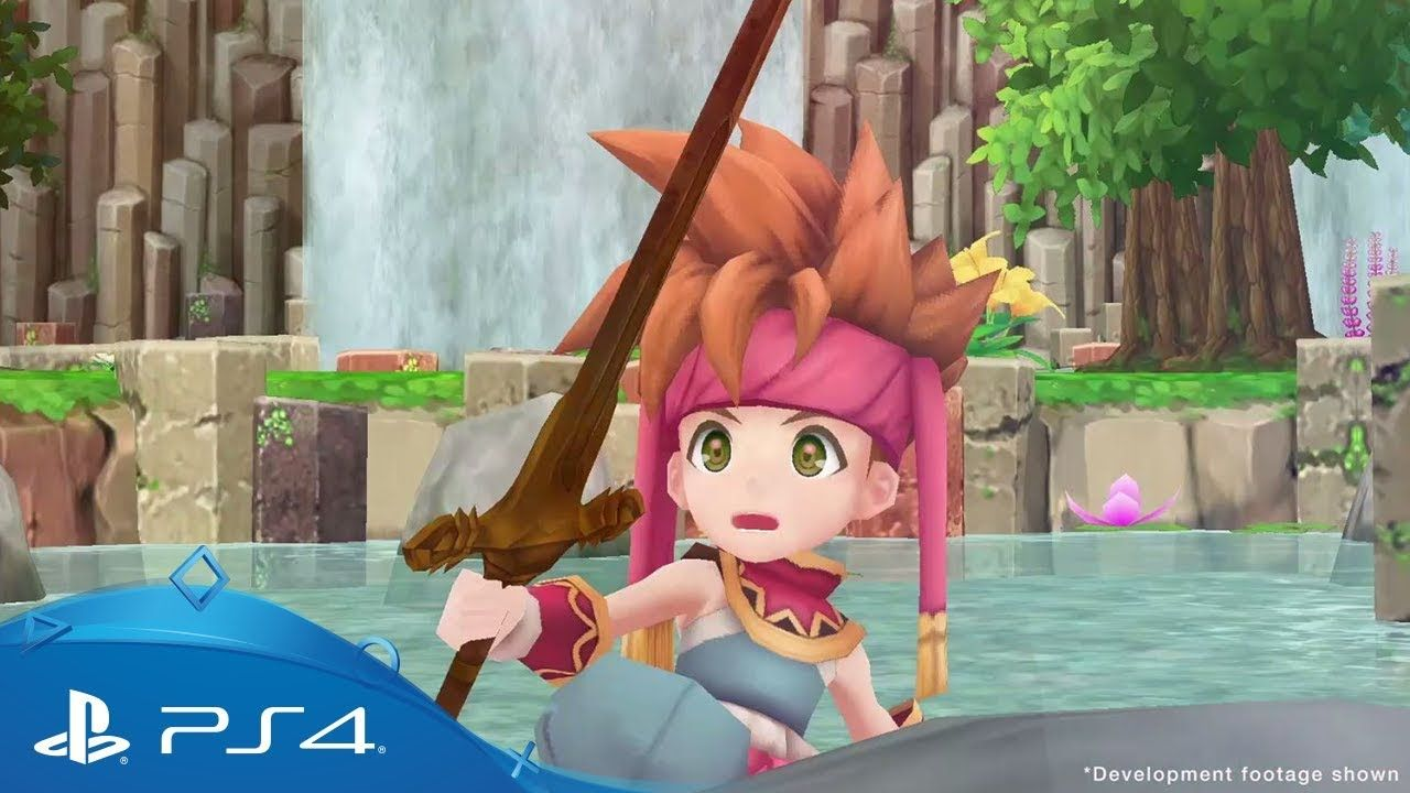 Bon Plan : Secret of Mana sur PS4 à 29,99 euros (au lieu de 39,99...) !