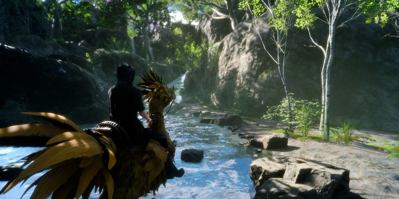 Final Fantasy XV - Royale Edition : La bande-annonce officielle de la version PC
