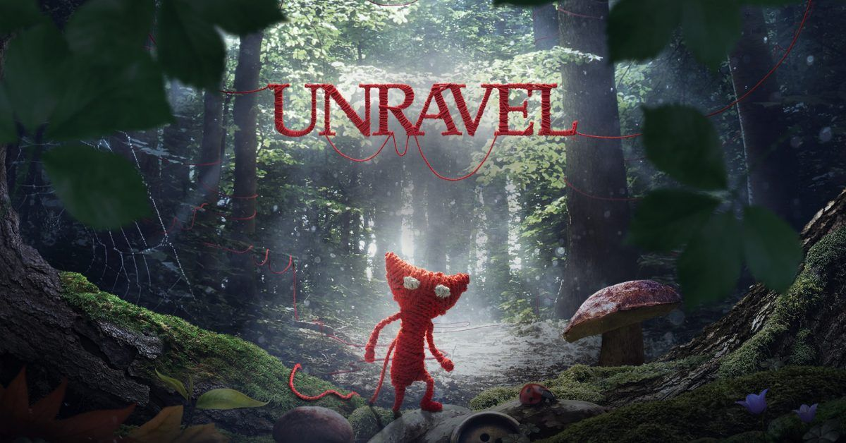 Bon Plan Amazon : Unravel sur PS4 à 3,99 euros !