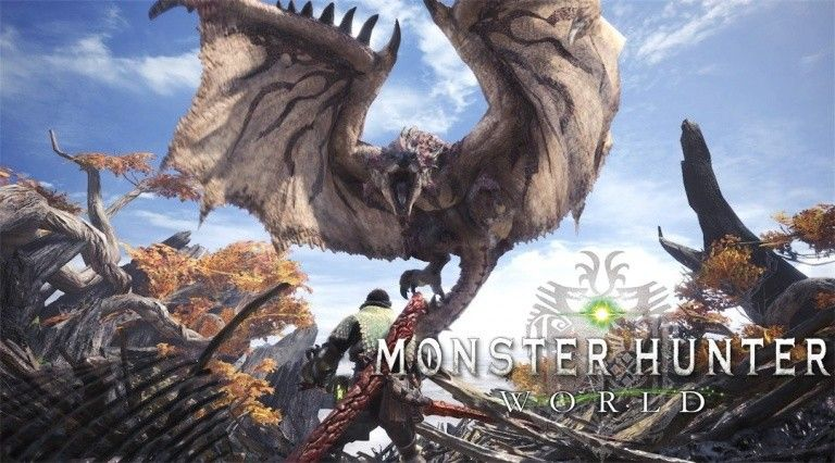 Monster Hunter World : Explose les records avec 7.5 millions d'exemplaires distribués !