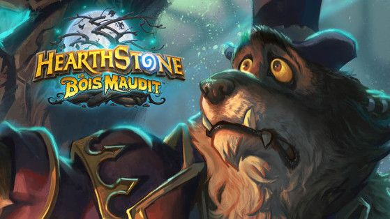 Hearthstone : La nouvelle extension, Le Bois Maudit, arrive en Avril