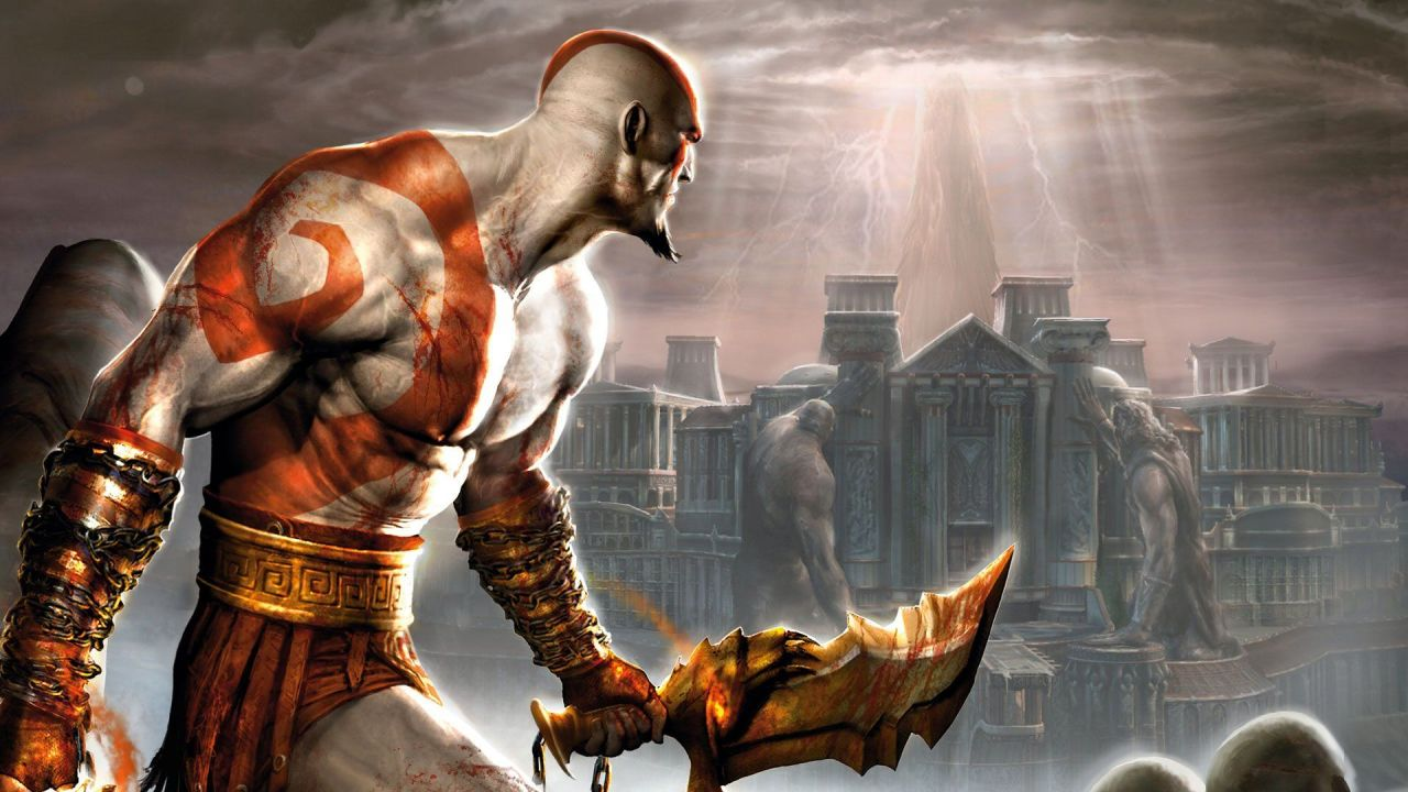 Bon Plan : God of War Collection sur PS Vita baisse de prix