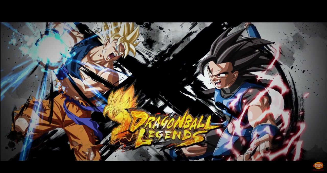 Dragon Ball Legends : Combat de saiyens sur Mobile