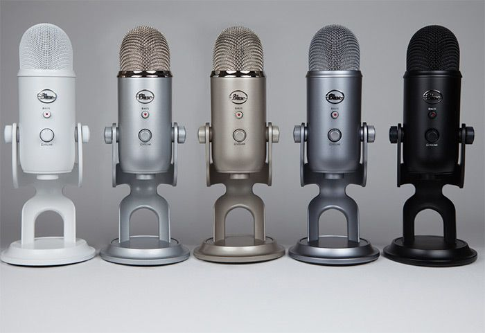 Youtubeurs : Un set-up complet de Blue Microphones pour le streaming !
