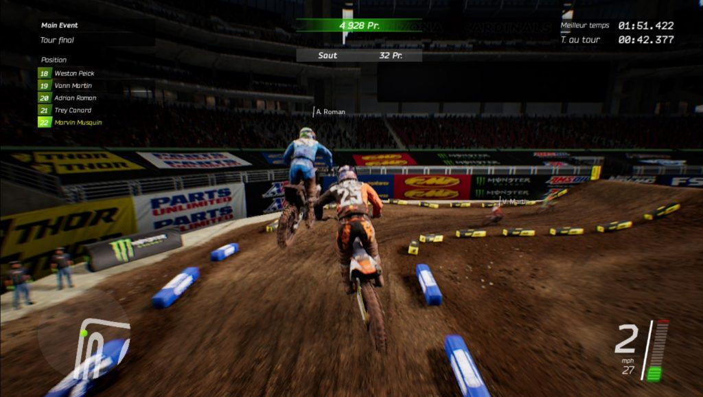 Monster Energy Supercross