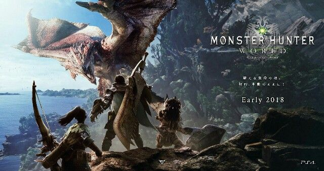 Monster Hunter World : Contenu de la nouvelle mise à jour 2.01