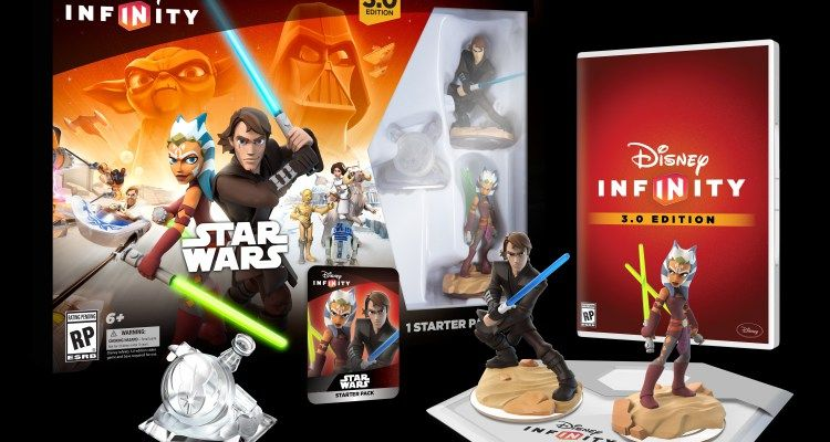 Bon Plan PS4 : Pack de démarrage Star Wars Disney Infinity 3 à 24,91 euros