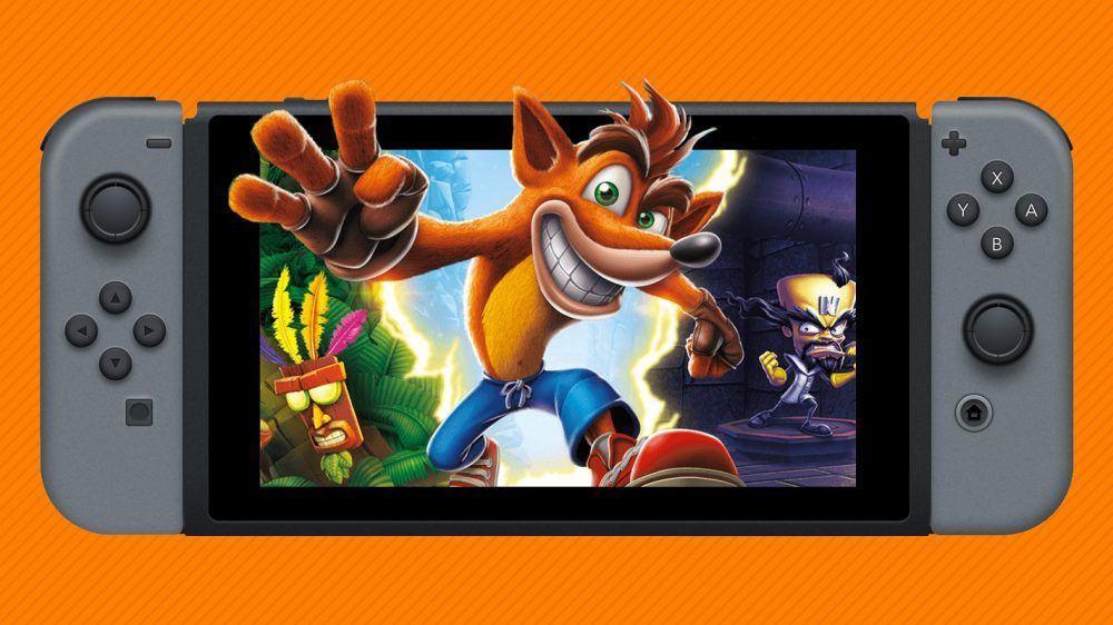 Bon Plan Précommande : Crash Bandicoot N.Sane Trilogy sur Switch
