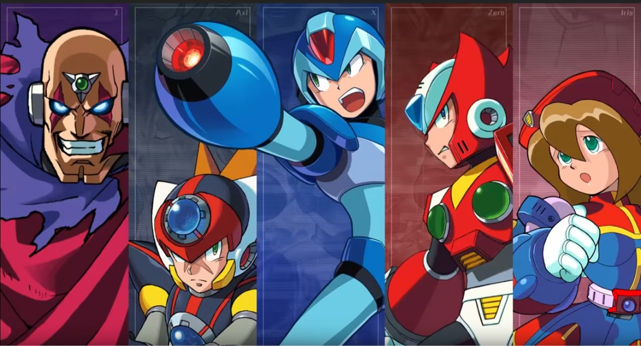 Megaman X Legacy Collection 1 and 2 : Le trailer d'annonce