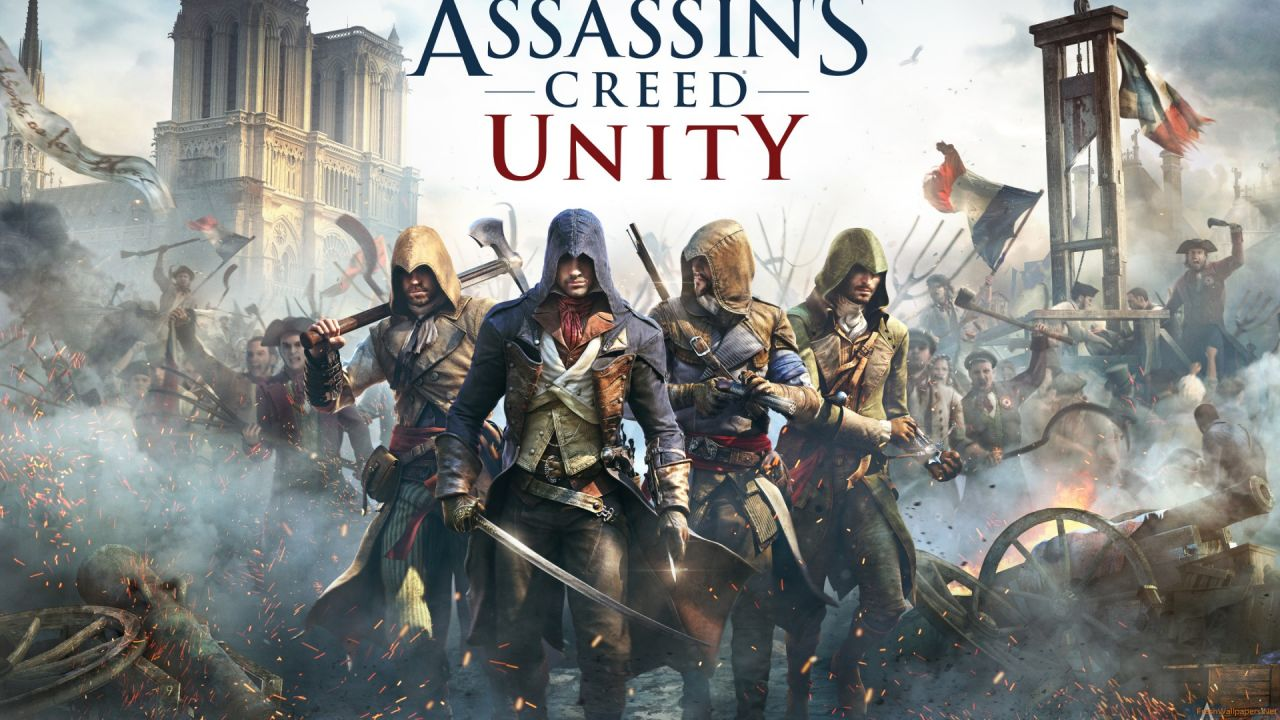 Bon Plan : Assassin's Creed unity sur Xbox One à 1,09 euros !!!