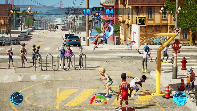 NBA Playgrounds 2 : Trailer d'annonce
