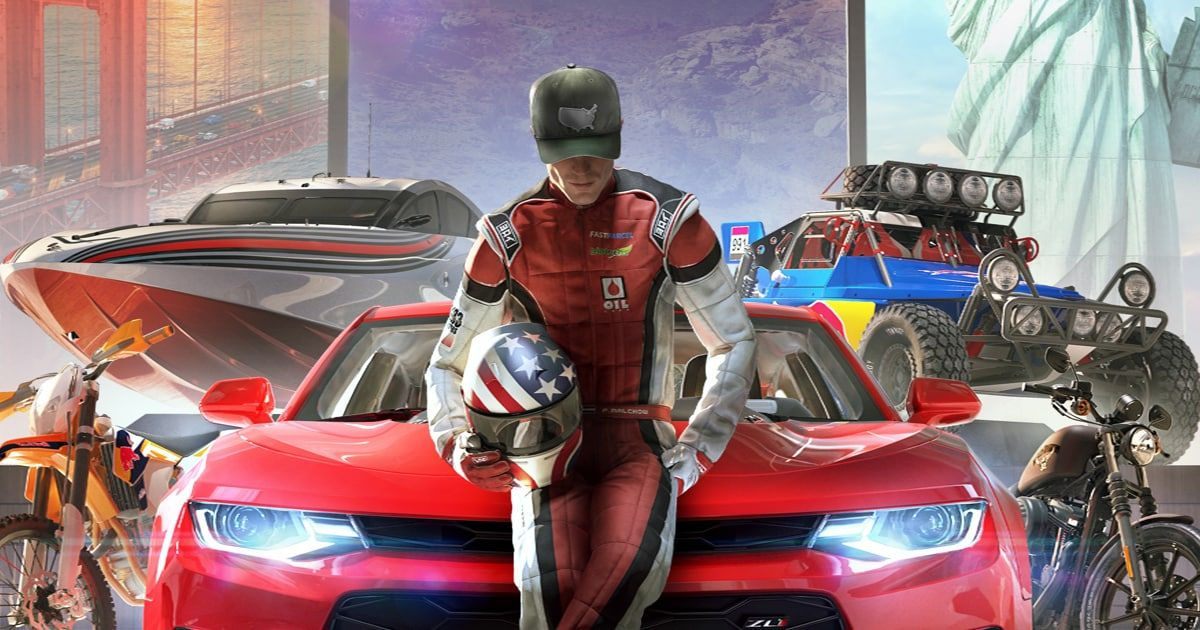 The Crew 2 : Transformation à loisir des moyens de locomotion