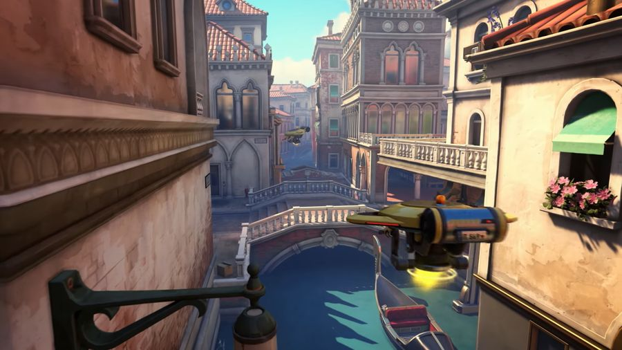 Overwatch : La carte Rialto est disponible sur le server de test (RPT)