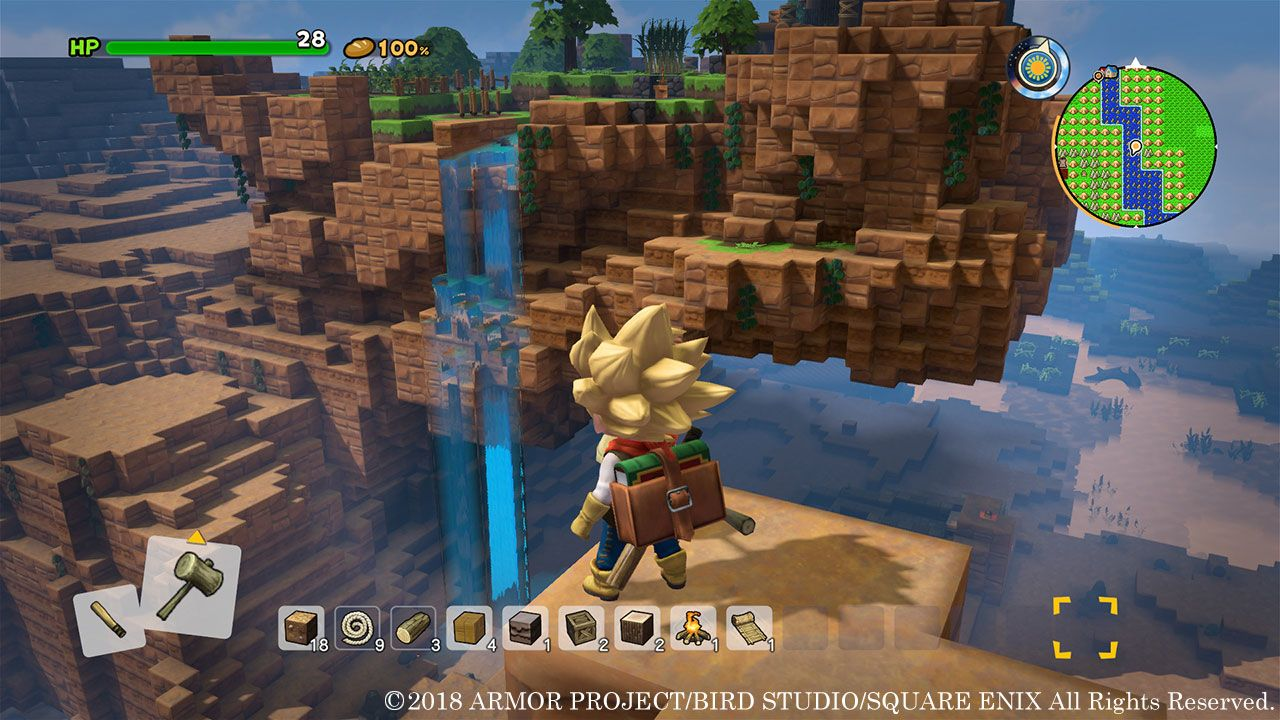 Dragon Quest Builders 2 : Des informations en vrac, et des images...