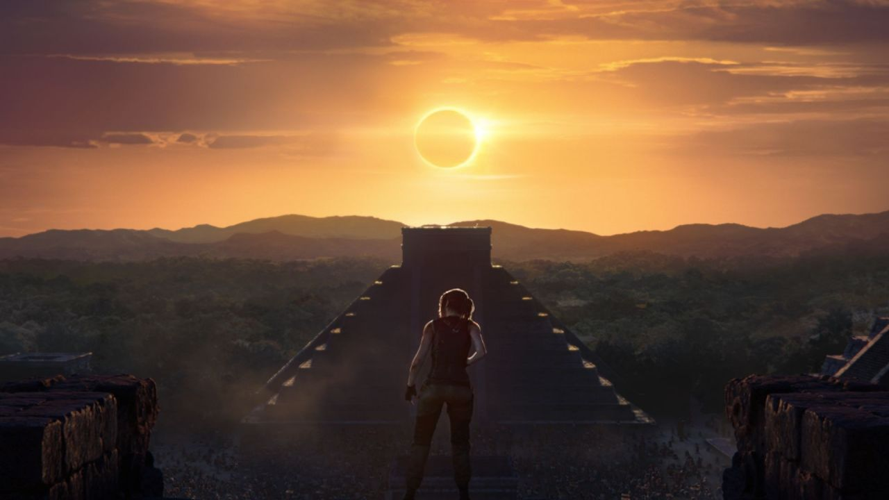 Shadow of the Tomb Raider : Une Lara Croft sombre se montre en vidéo