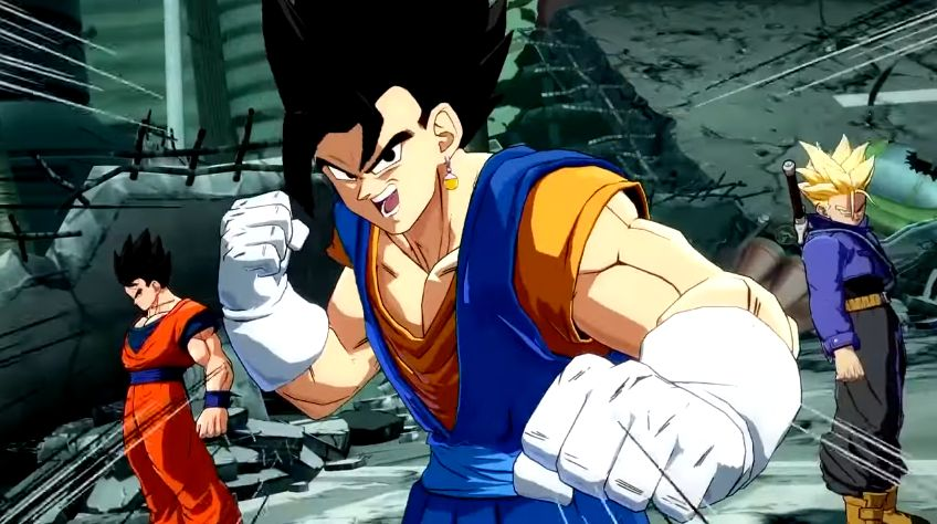Dragon Ball FighterZ : Vegeto Super Saiyan Blue arrive bientôt