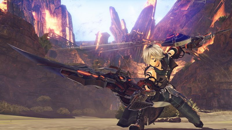God Eater 3 : Une vidéo de gameplay japonaise (off-screen)