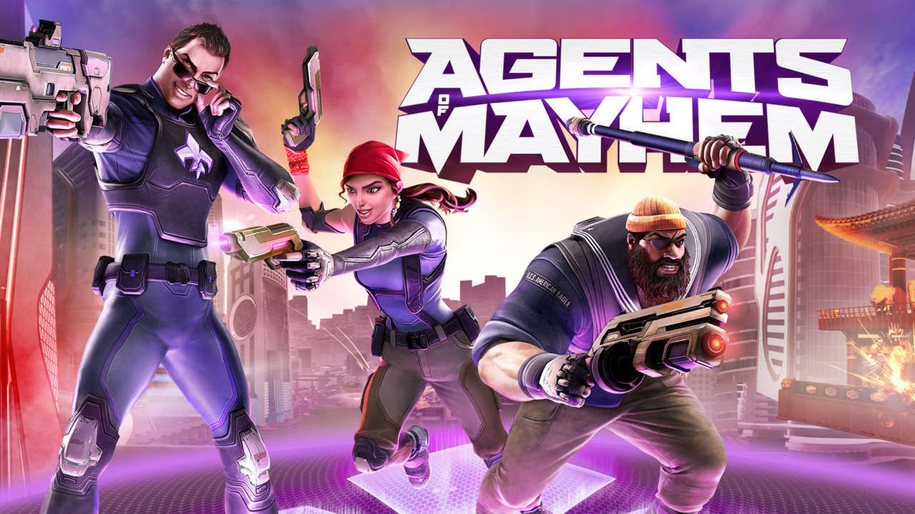 Bon Plan : Agents of Mayhem édition Day One à 6,99 euros (au lieu de 39,99...)