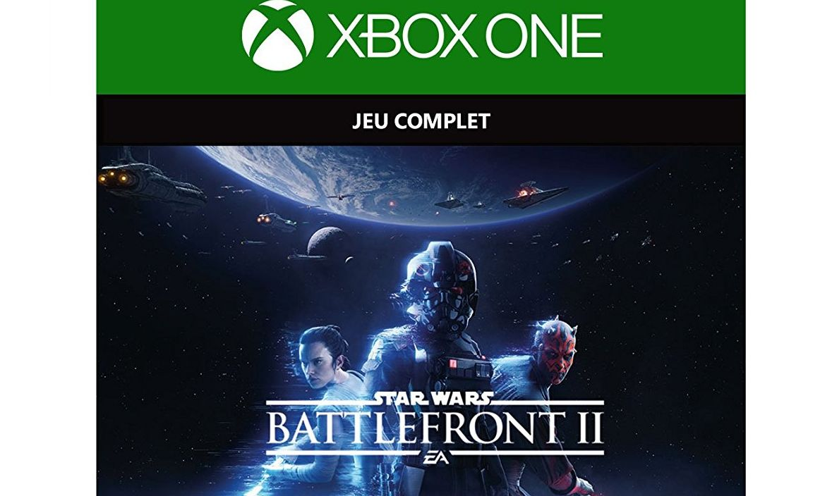 Bon Plan Xbox One : Star Wars Battlefront 2 à 28 euros