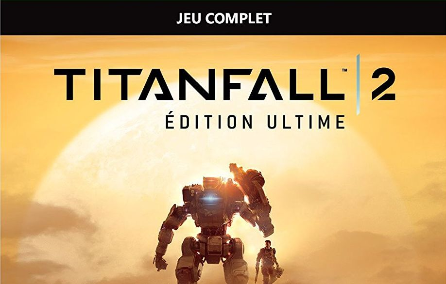 Bon Plan : Titanfall 2 Ultimate Edition à 19,99 euros