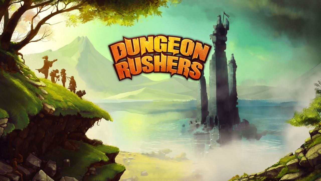 Dungeon Rushers : Le tactical RPG arrive sur consoles !