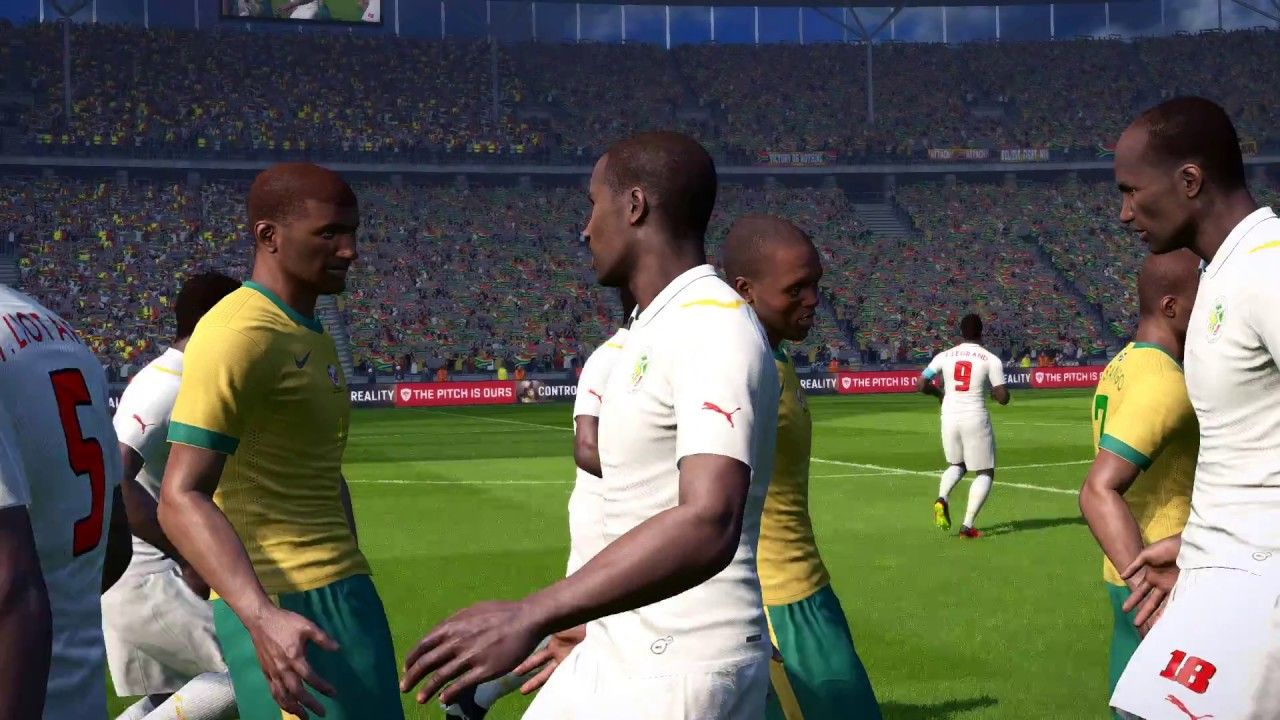Fifa 18 : World Cup Russia 2018