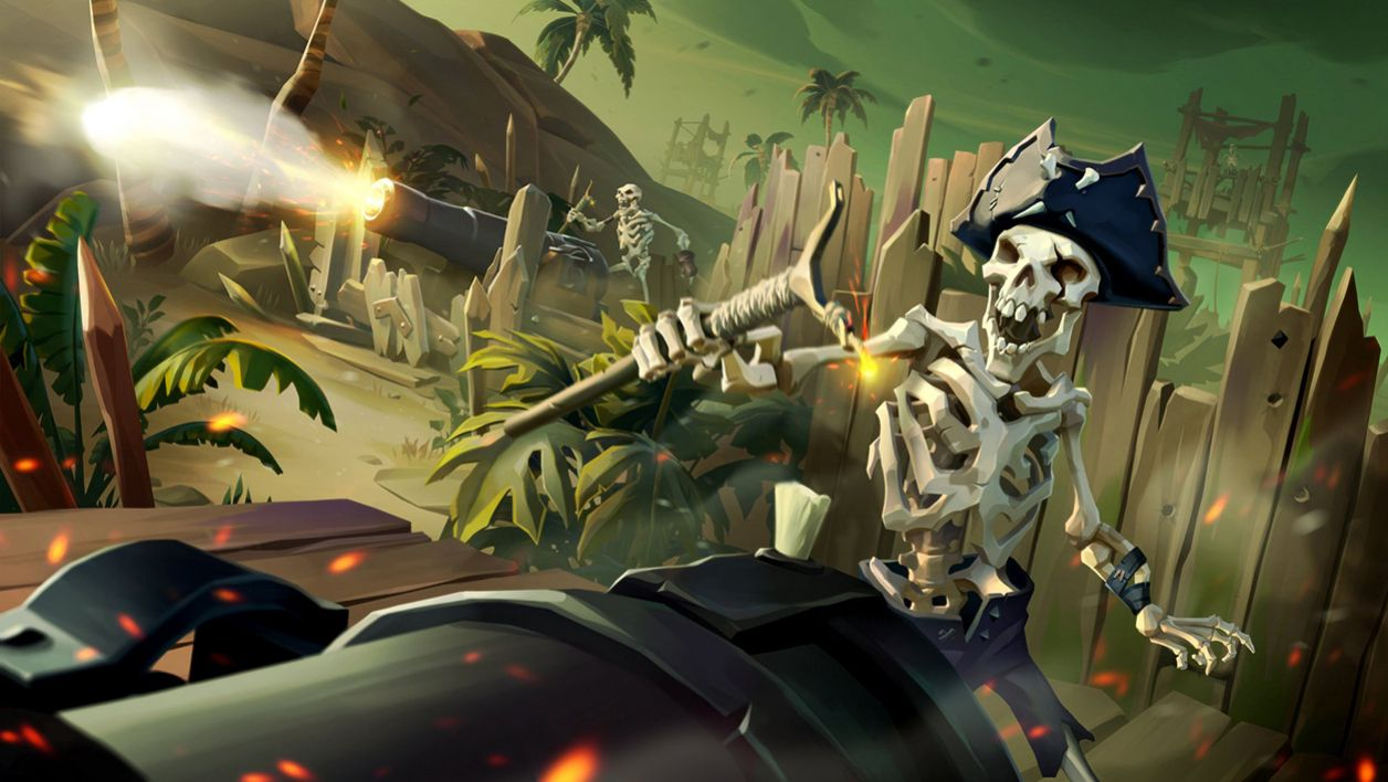 Bon Plan : Sea of Thieves à 34 euros - Xbox One et PC !
