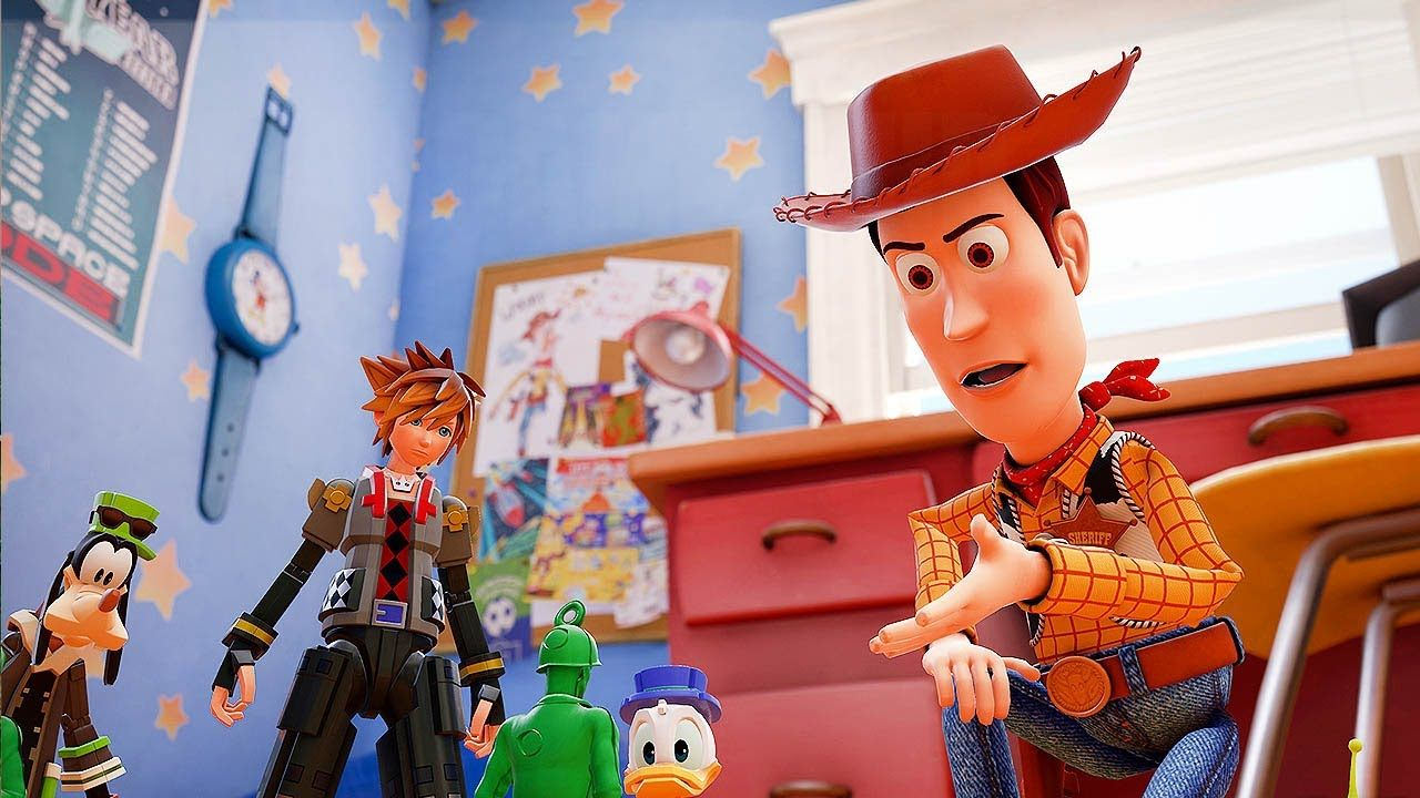 Kingdom Hearts III : 5 photos volées qui fuitent...