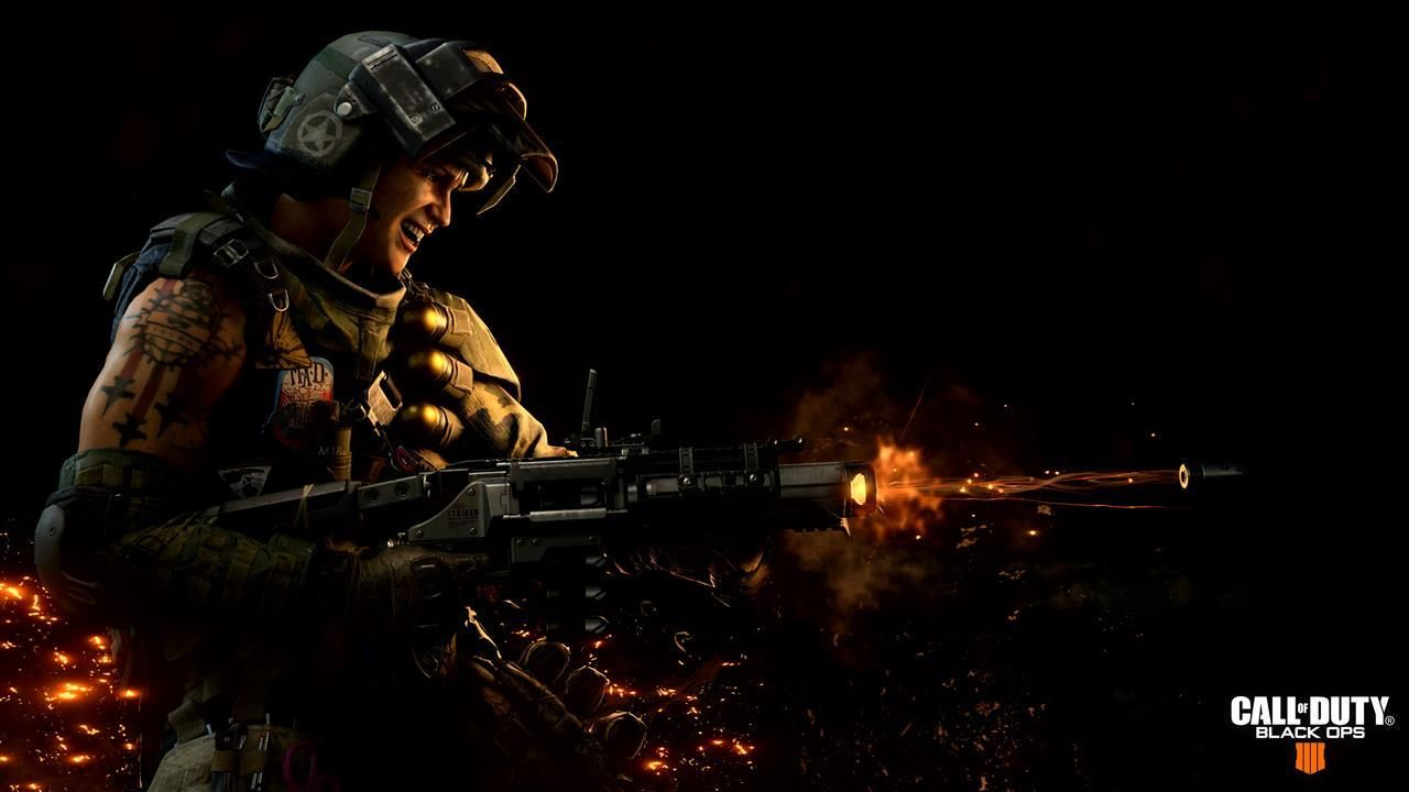 Activision dévoile Call of Duty Black Ops 4 !