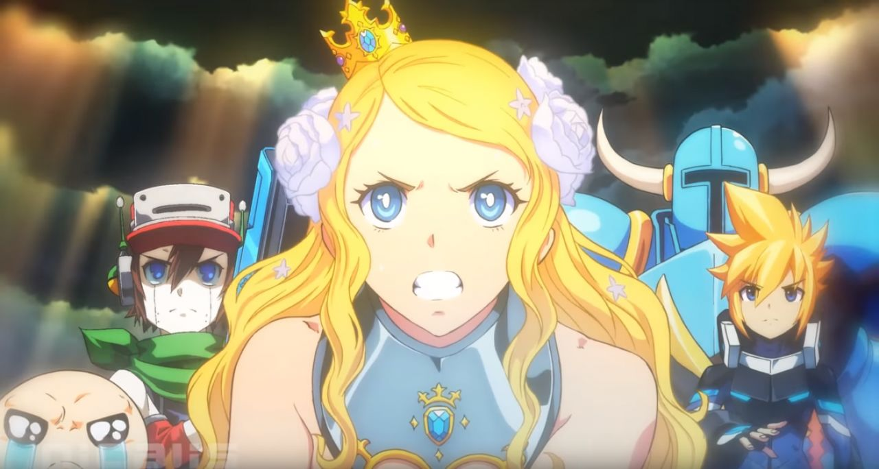 Blade Strangers : Cinématique d'introduction
