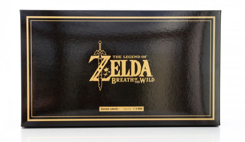 My Zing Box : Zelda Breath of the Wild, édition limitée à 3000 exemplaires !