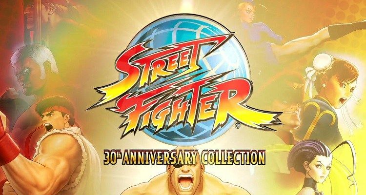 Street Fighter 30th Anniversary Collection : C'est désormais disponible !