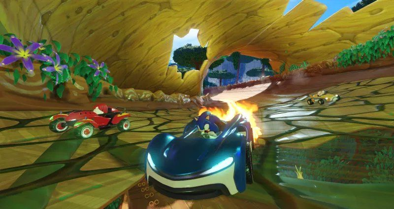 Team Sonic Racing : Le trailer d'annonce officiel
