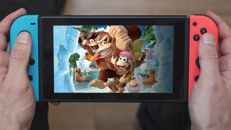 Bon Plan : Donkey Kong Country Tropical Freeze  à 41,99 euros (au lieu de 59,99...)