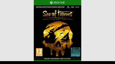 Bon Plan AMAZON : Sea of Thieves Edition Anniversaire à 24,99 euros (au lieu de 49,99...)