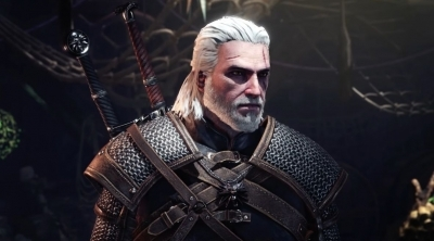 Monster Hunter World : La date officielle de l'arrivée de Geralt et de son univers !