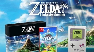 [FLASH] L'édition collector de Zelda : Link's Awakening sur Switch est disponible !!!!! Dernier appel avant la rupture !!!