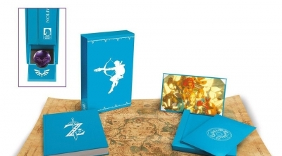 The Legend of Zelda : un artbook collector pour Breath of the Wild !