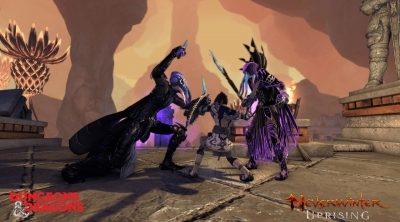 Neverwinter - Uprising : Disponible sur Playstation 4 et Xbox One
